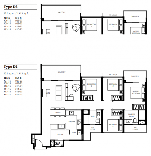 Le Quest Floor Plan 0533